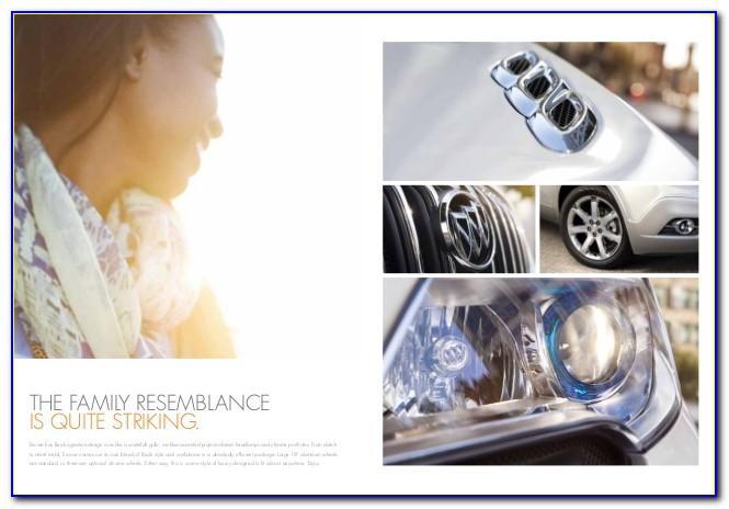 Chevy Trax Brochure