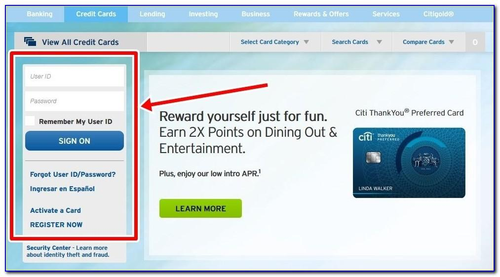 Citi Aa Business Credit Card Login