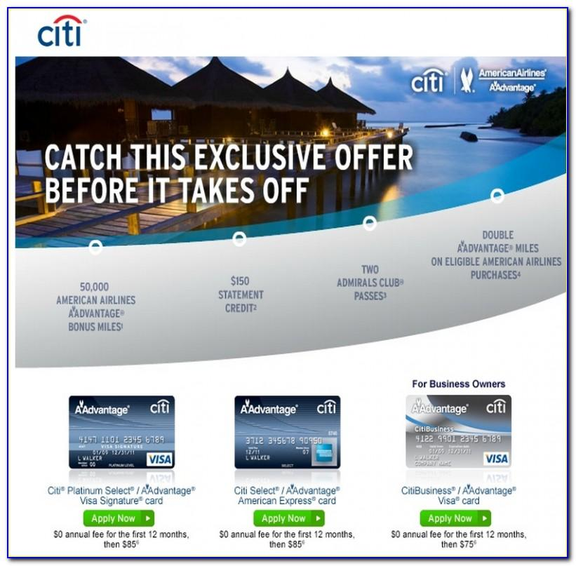 Citi Aadvantage Business Card Customer Service