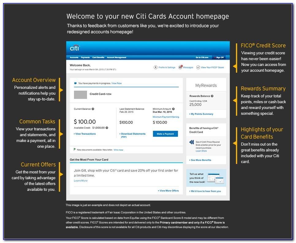 Citi Card Business Credit Cards