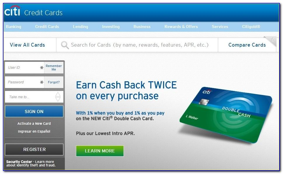 Citi Cards Small Business Credit Cards
