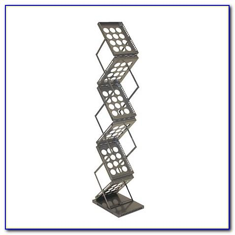 Collapsible A4 Brochure Stand