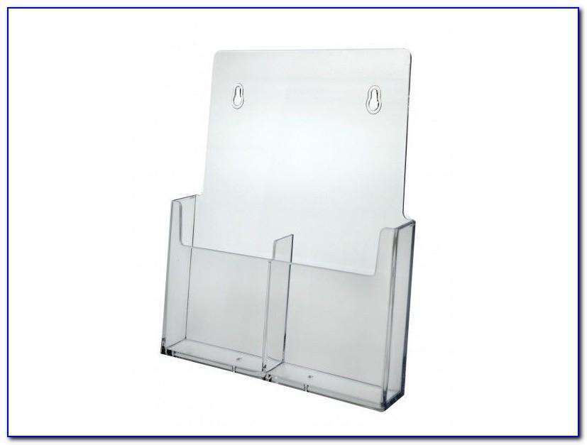 Collapsible Brochure Display