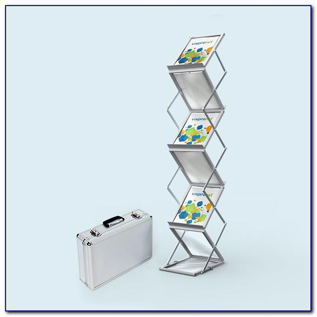 Collapsible Brochure Holders