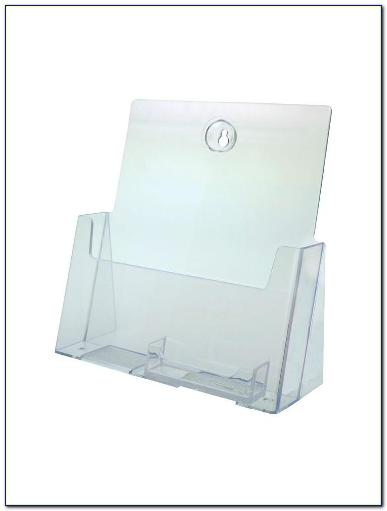 Collapsible Literature Display