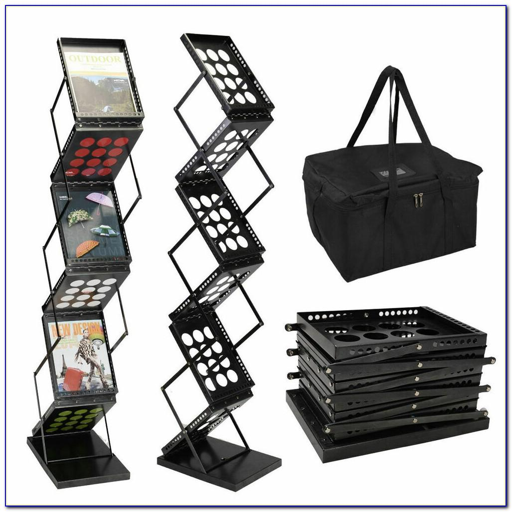Collapsible Literature Holder