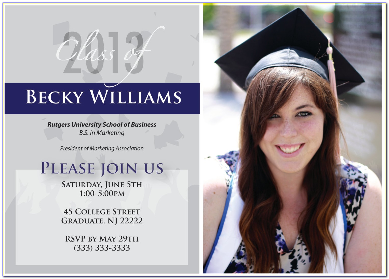 Colorado School Of Mines Graduation Announcements