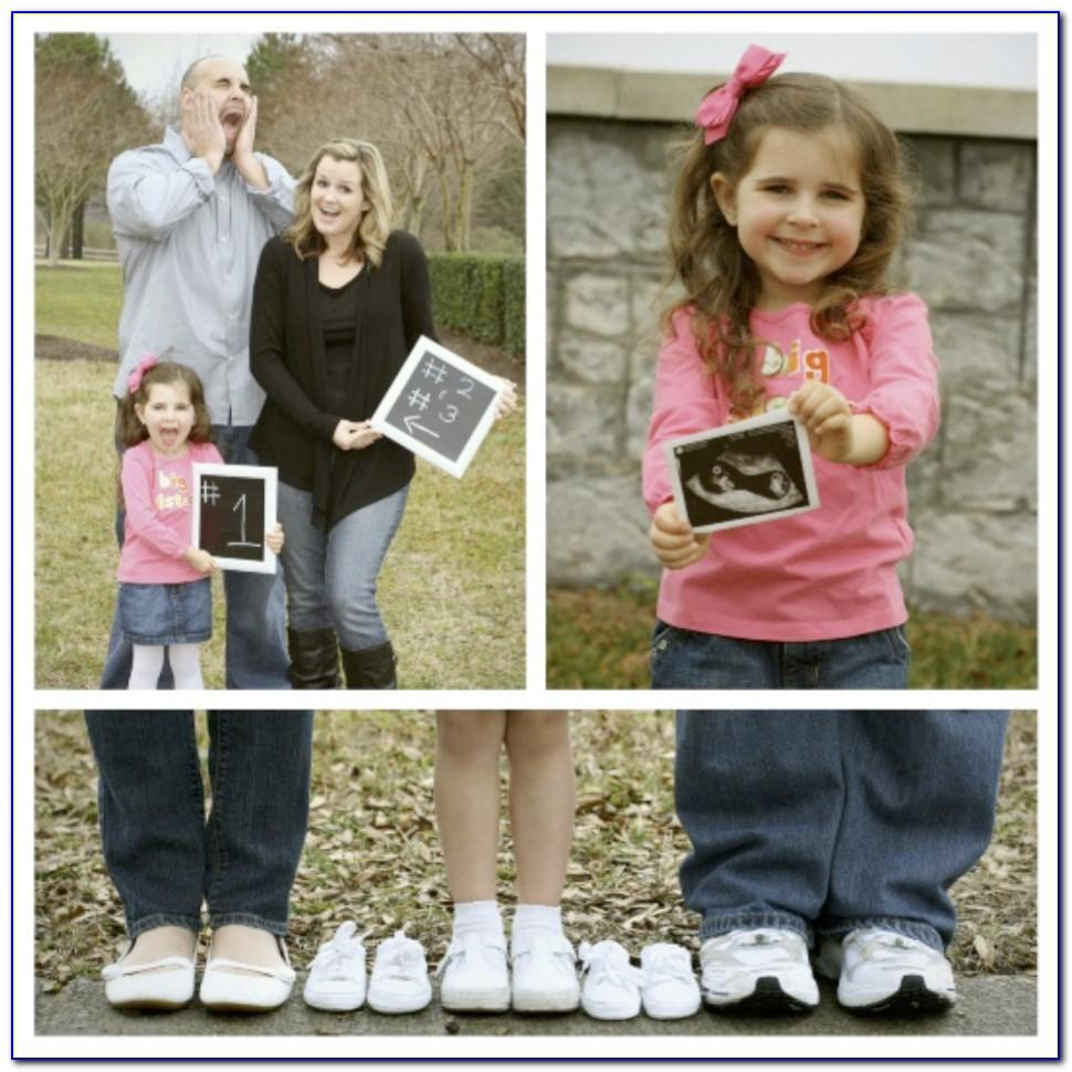 Creative Ways To Announce Pregnancy To Family In Person