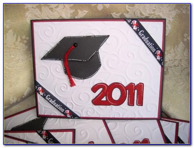 Cricut Graduation Announcements