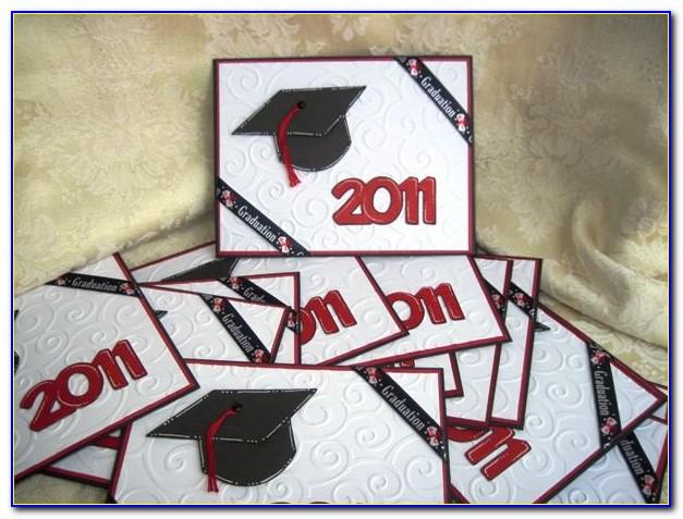 Cricut Graduation Invitation Ideas
