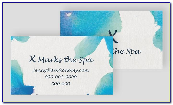 Custom Business Cards Office Max
