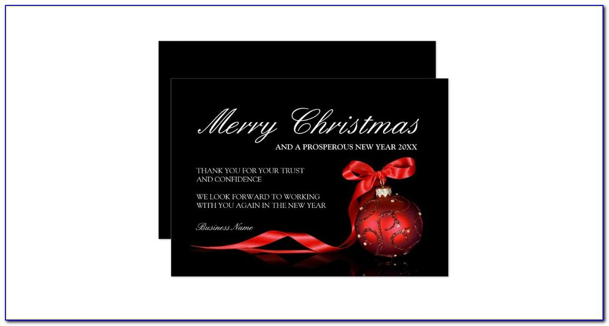 Custom Business Thank You Cards With Logo