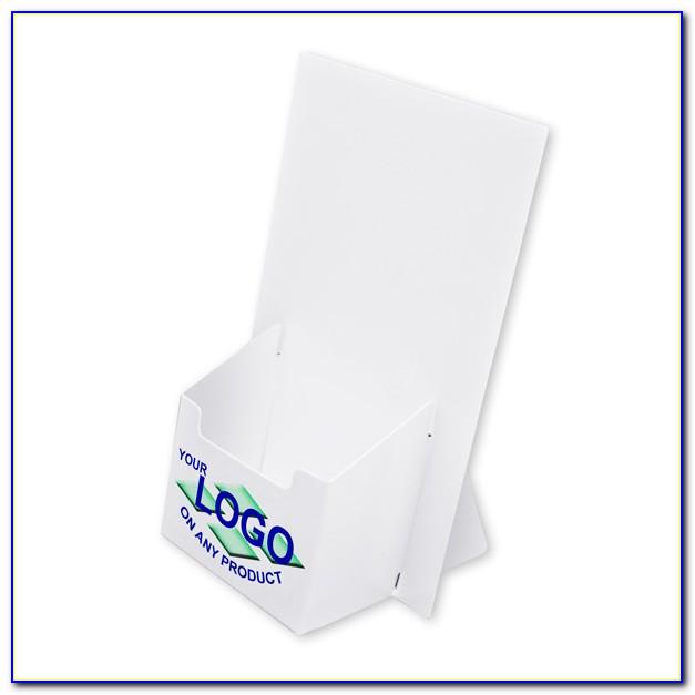 Custom Cardboard Brochure Holders