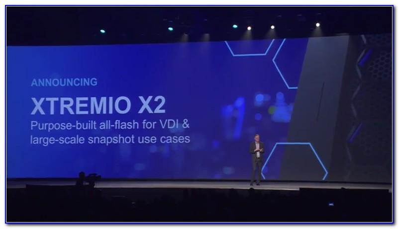 Dell Emc World Announcements