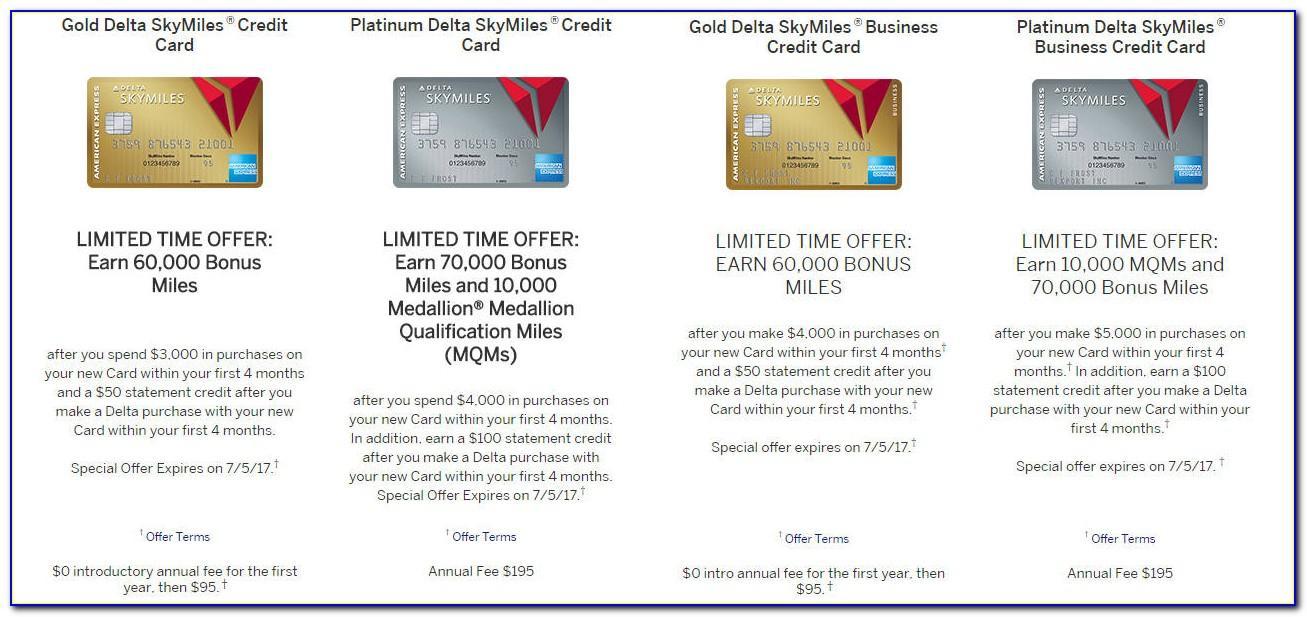 Delta Business Card Platinum