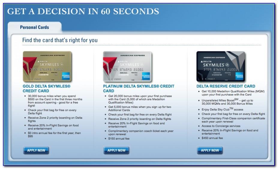 Delta Reserve Business Credit Card