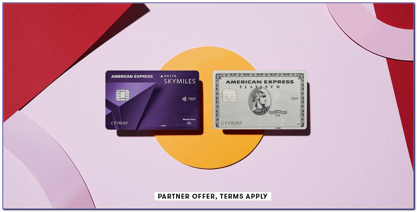 Delta Skymiles Business Credit Card
