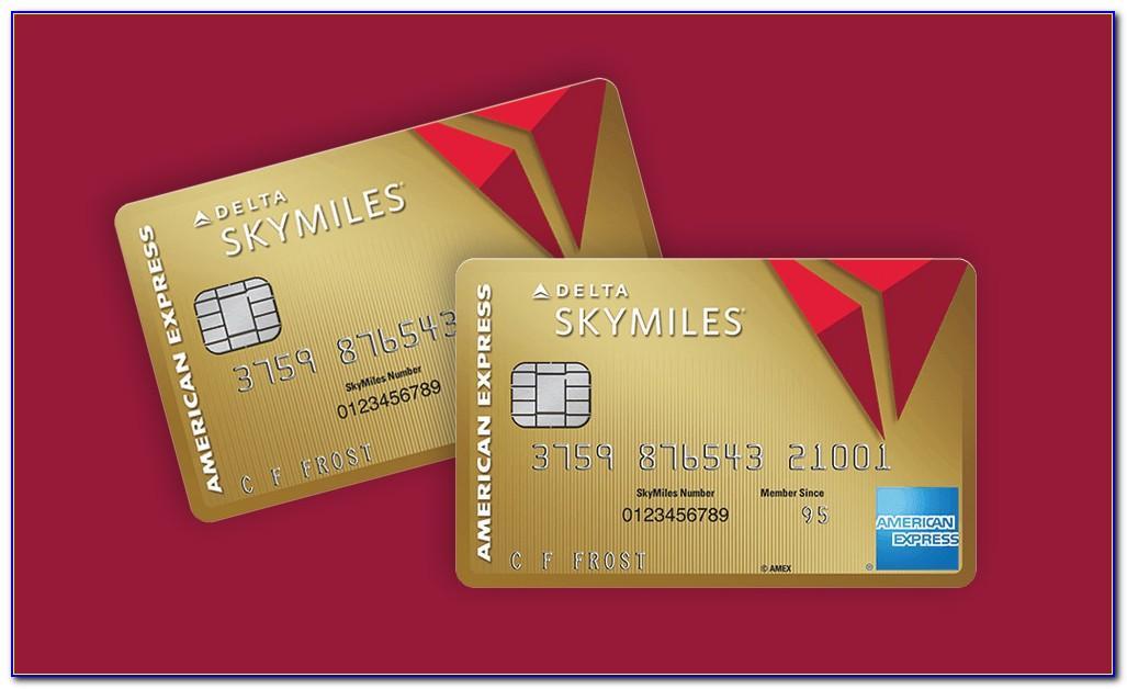 Delta Skymiles Business Platinum Credit Card