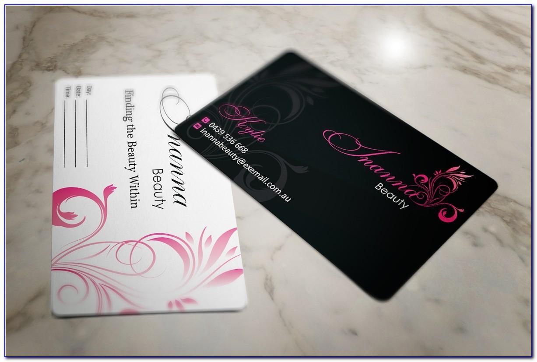 Dental Business Cards Embossed