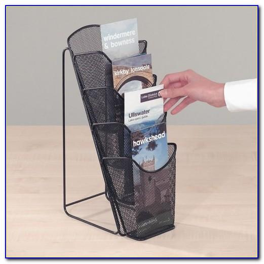 Desktop Brochure Holder