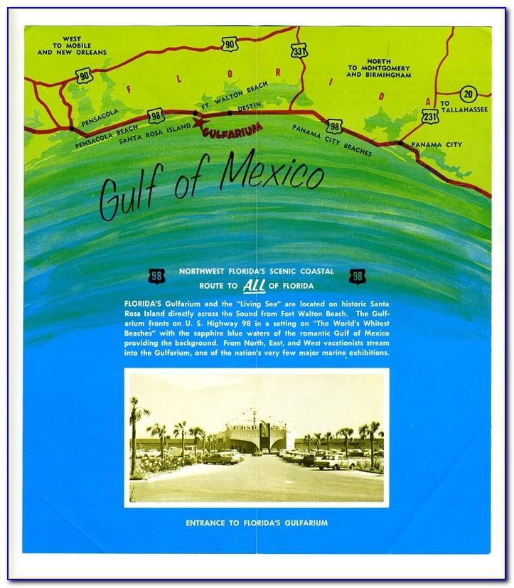 Destin Florida Vacation Brochures