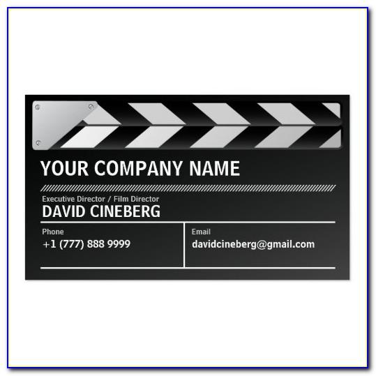 Die Cut Business Cards Vistaprint