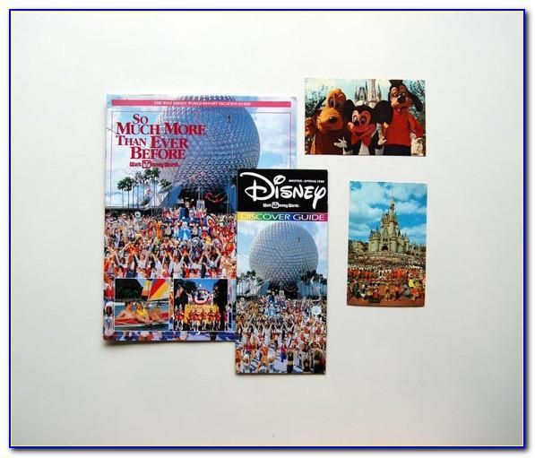 Disney Cruise Brochure Request Uk