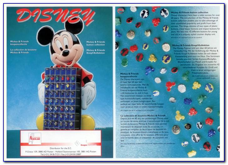 Disney World Brochure 2018