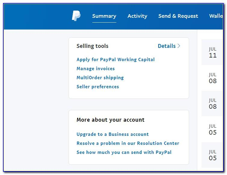 Does Paypal Business Debit Card Have A Routing Number