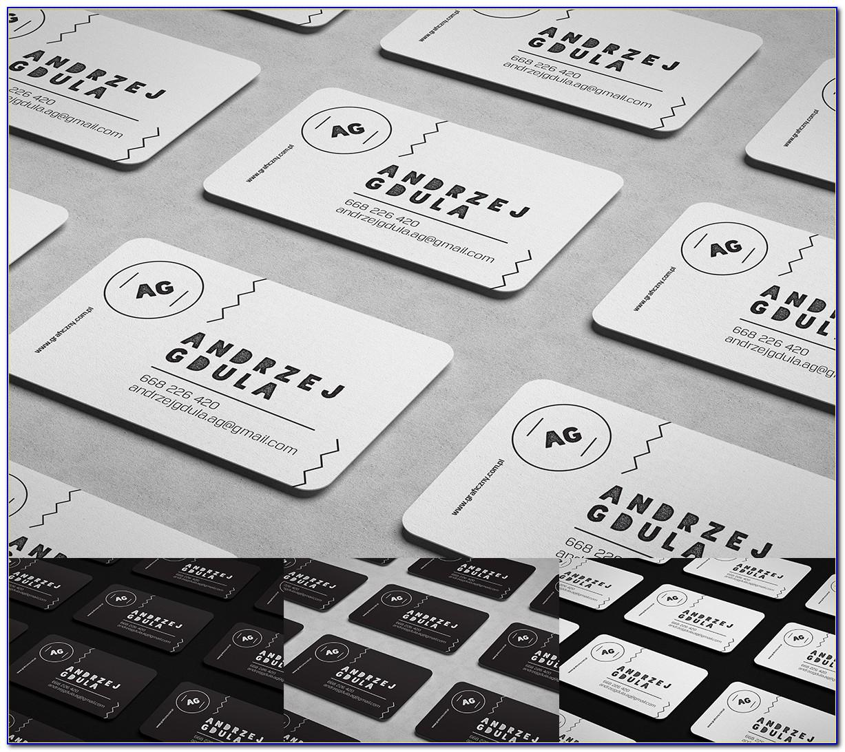 Drywall Business Card Templates
