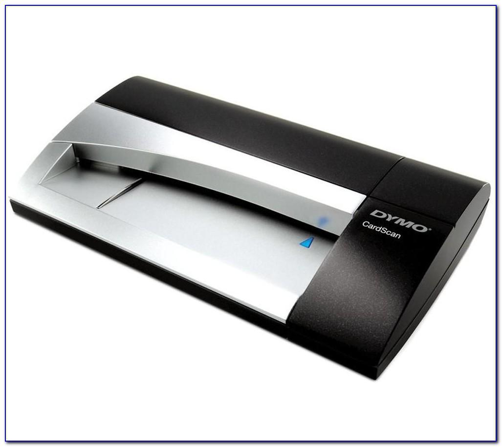 Dymo Business Card Scanner Outlook