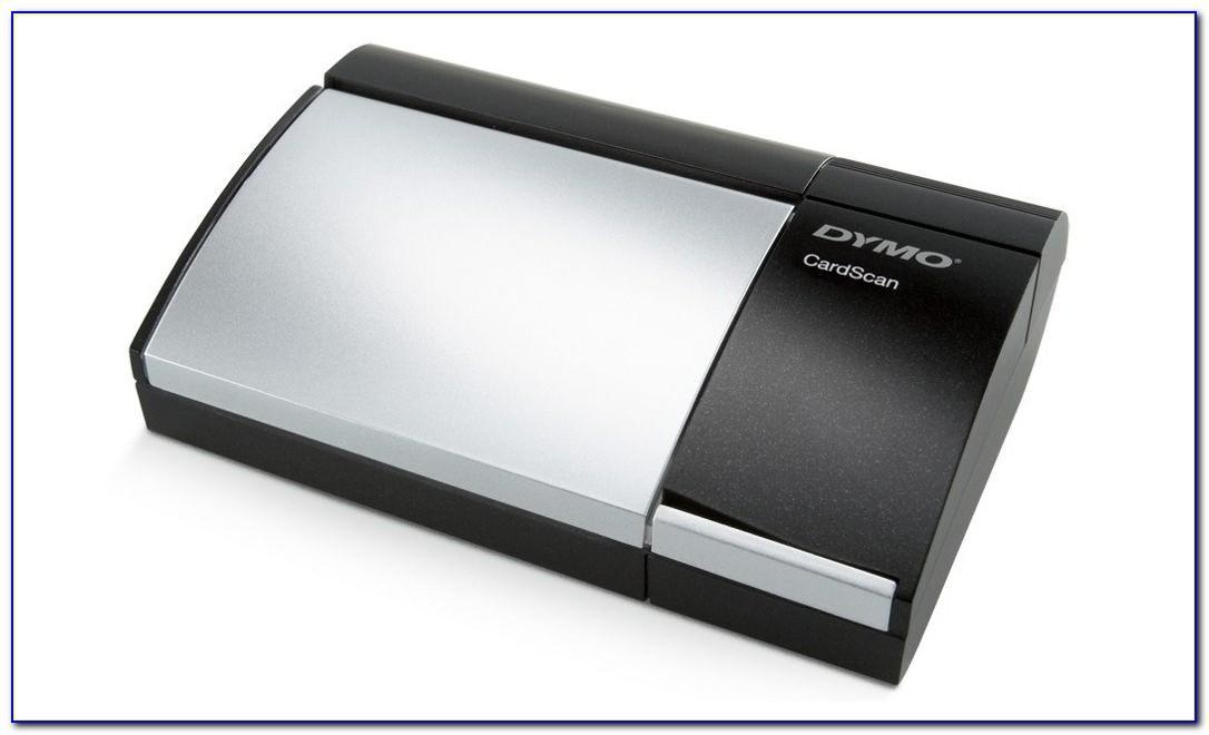 Dymo Cardscan Business Card Scanner