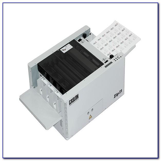 Electric Cardmate Business Card Cutter