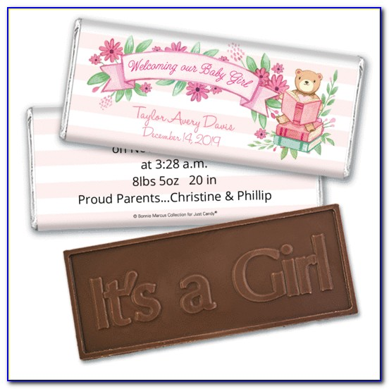 Embossed Birth Announcements