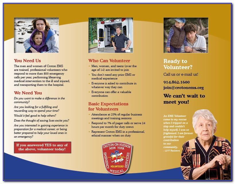 Ems Recruitment Brochure