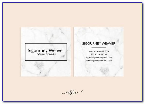 Etsy Monat Business Cards