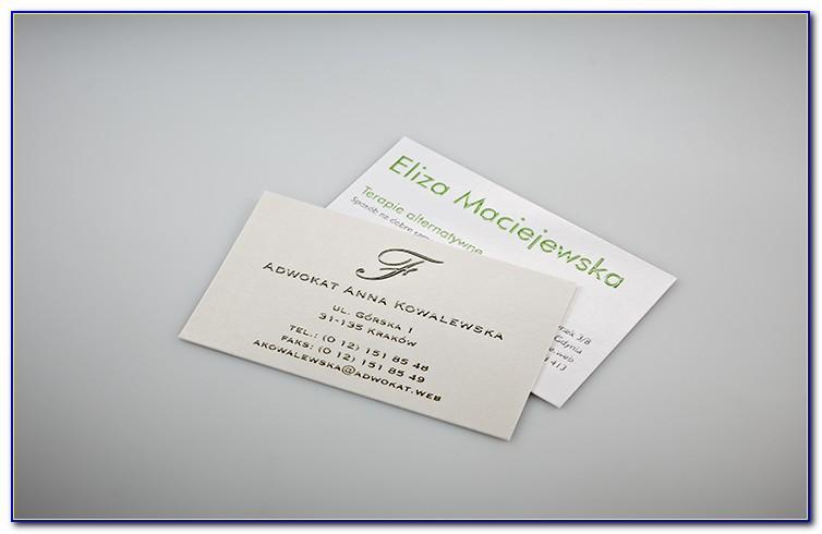 Fedex Kinkos Printing Business Cards