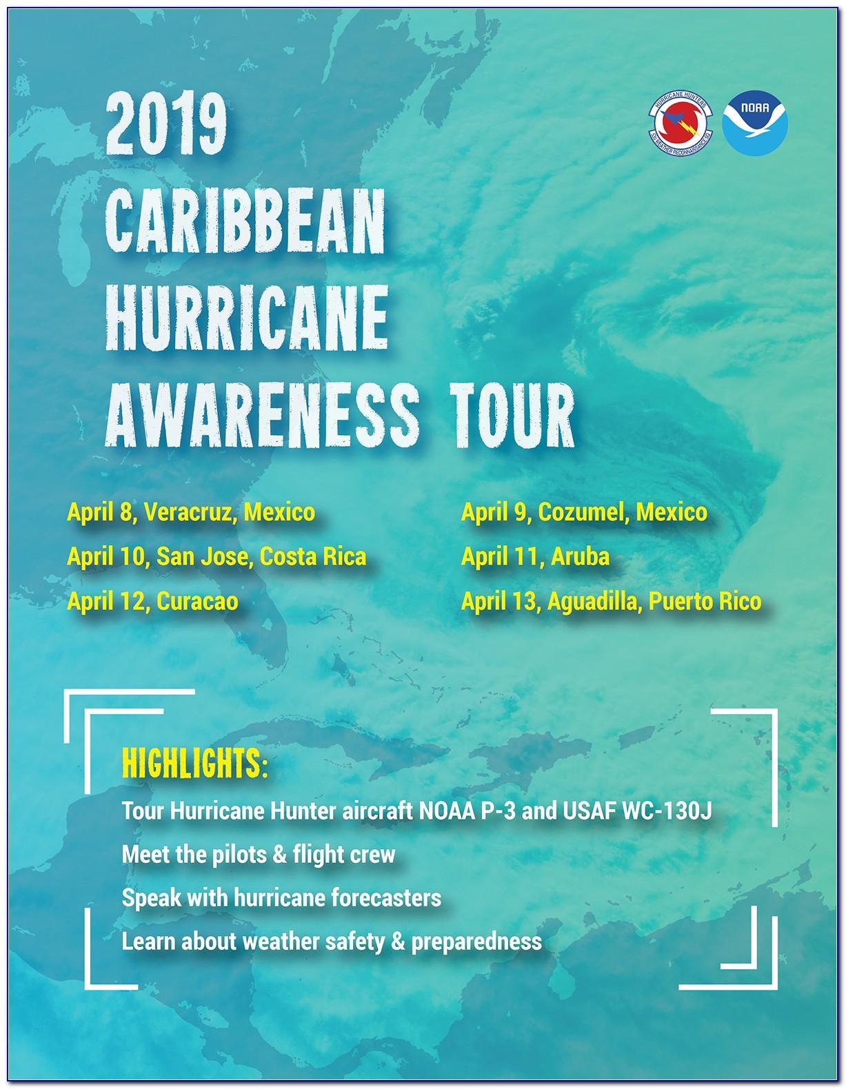 Fema Hurricane Preparedness Brochure