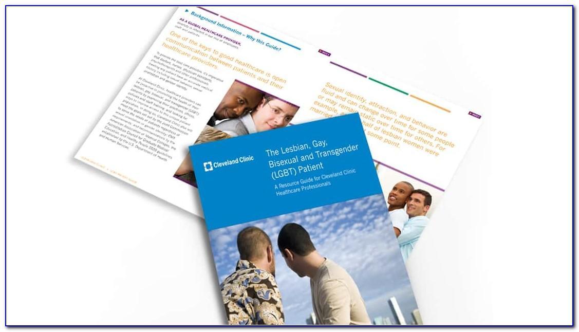 Folding Brochure Stand 3d Model Free Download