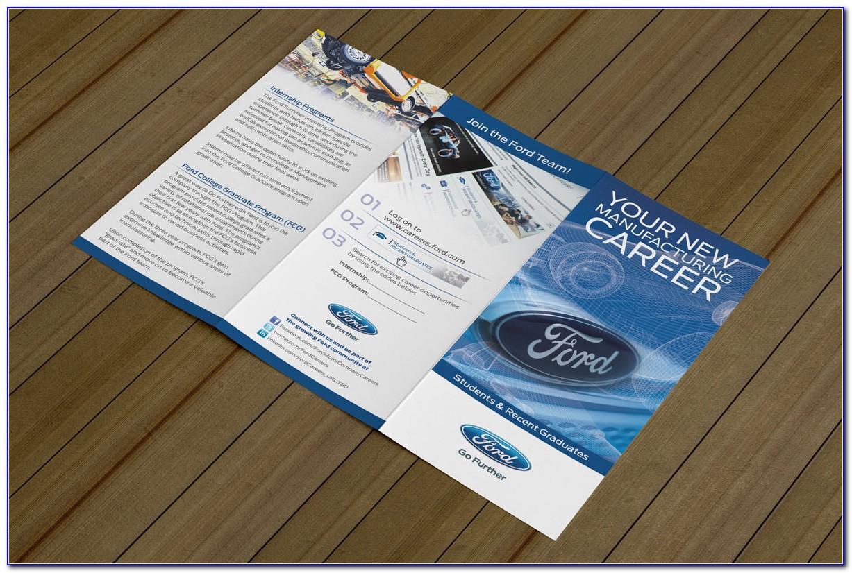 Ford Premium Maintenance Plan Brochure