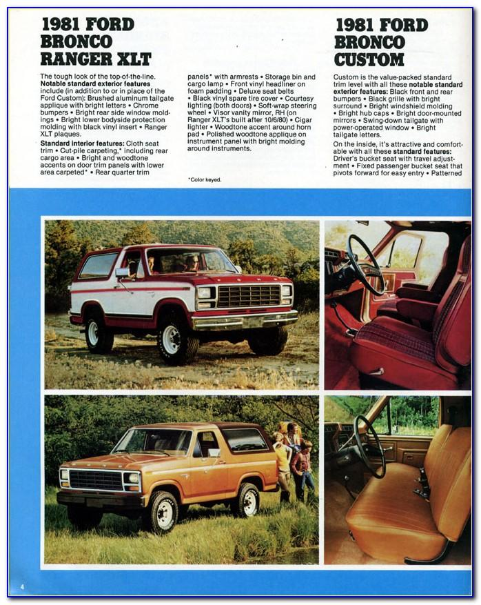 Ford Ranger Raptor 2018 Brochure Pdf