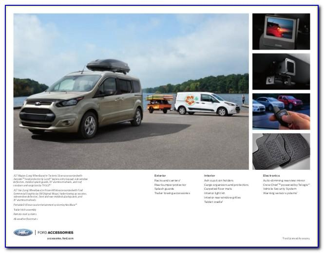 Ford Transit Cargo Van Brochure Pdf