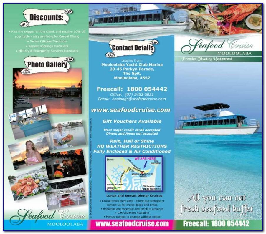 Free Child Care Tri Fold Brochure Templates