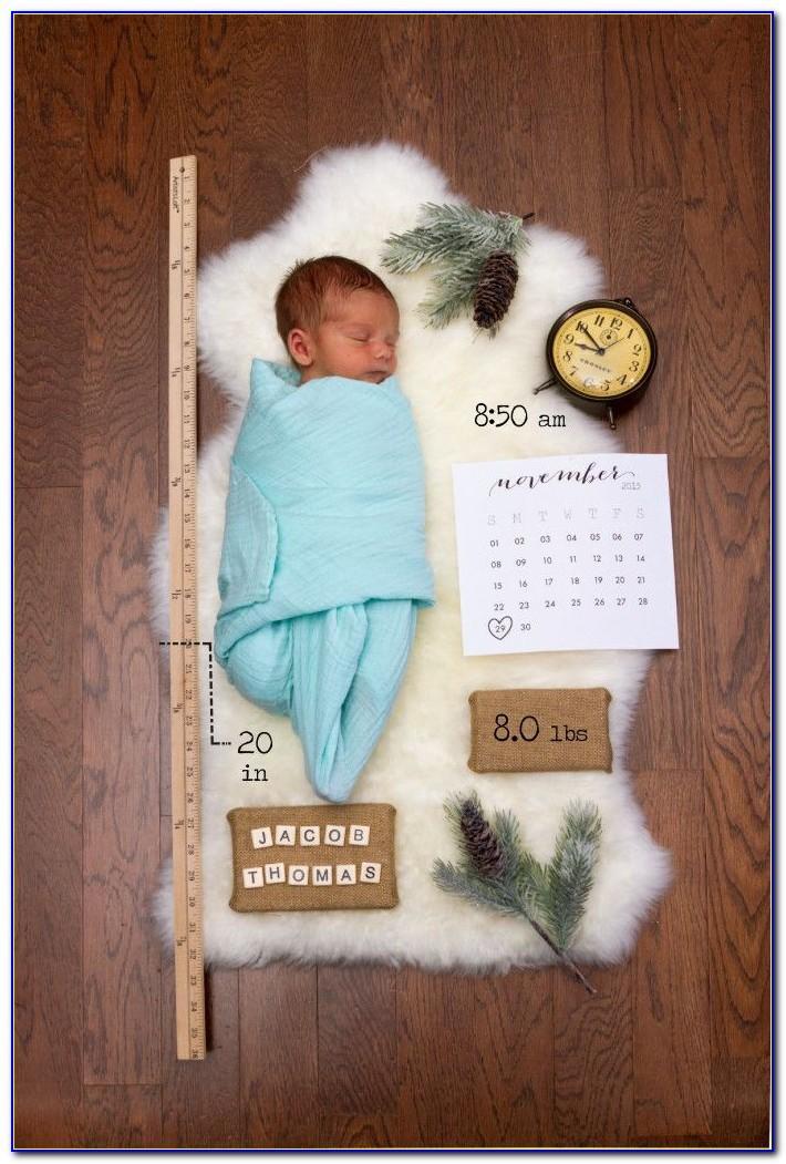 Free Cross Stitch Baby Birth Announcement