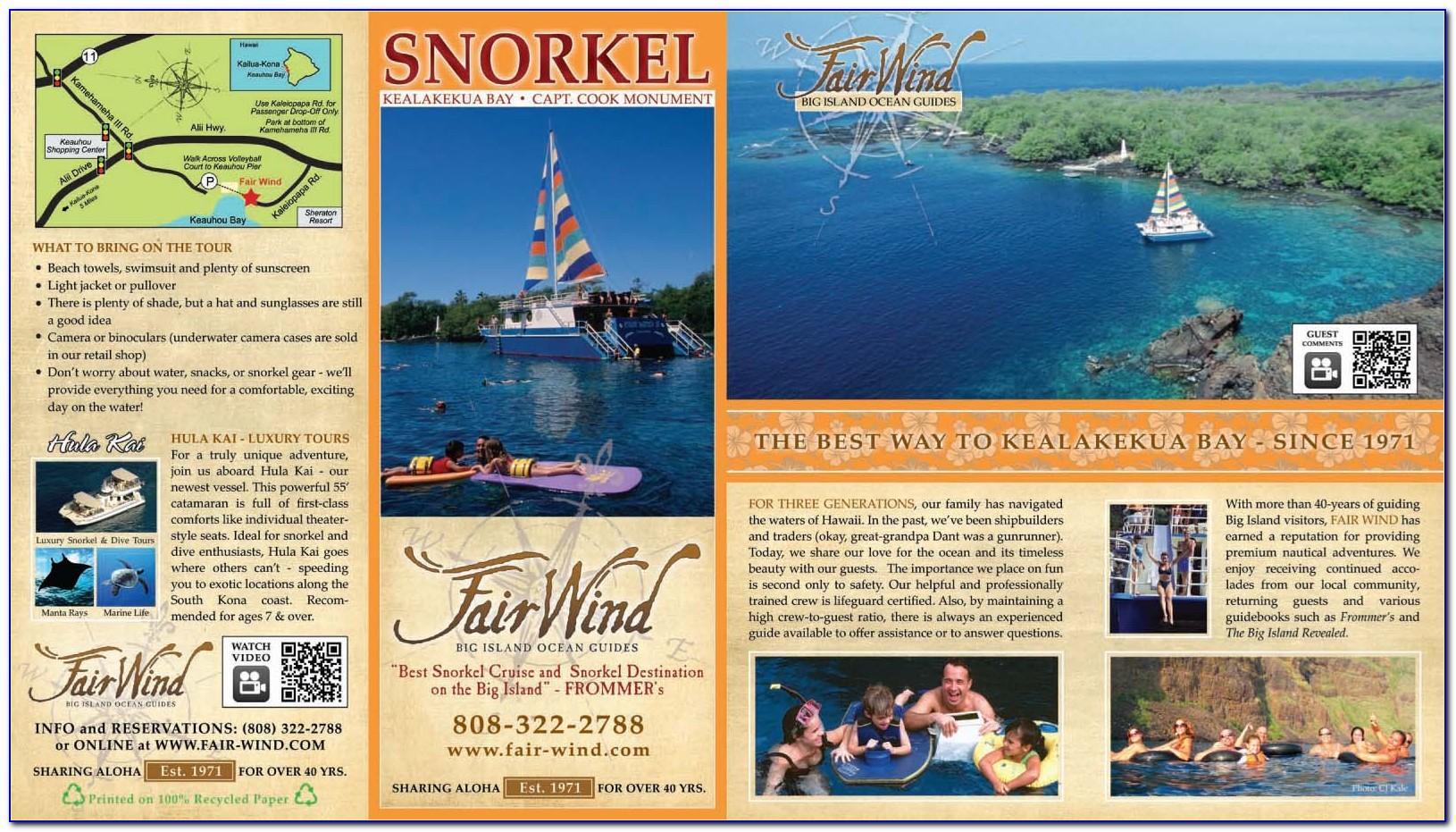 Free Hawaii Travel Brochures Mail