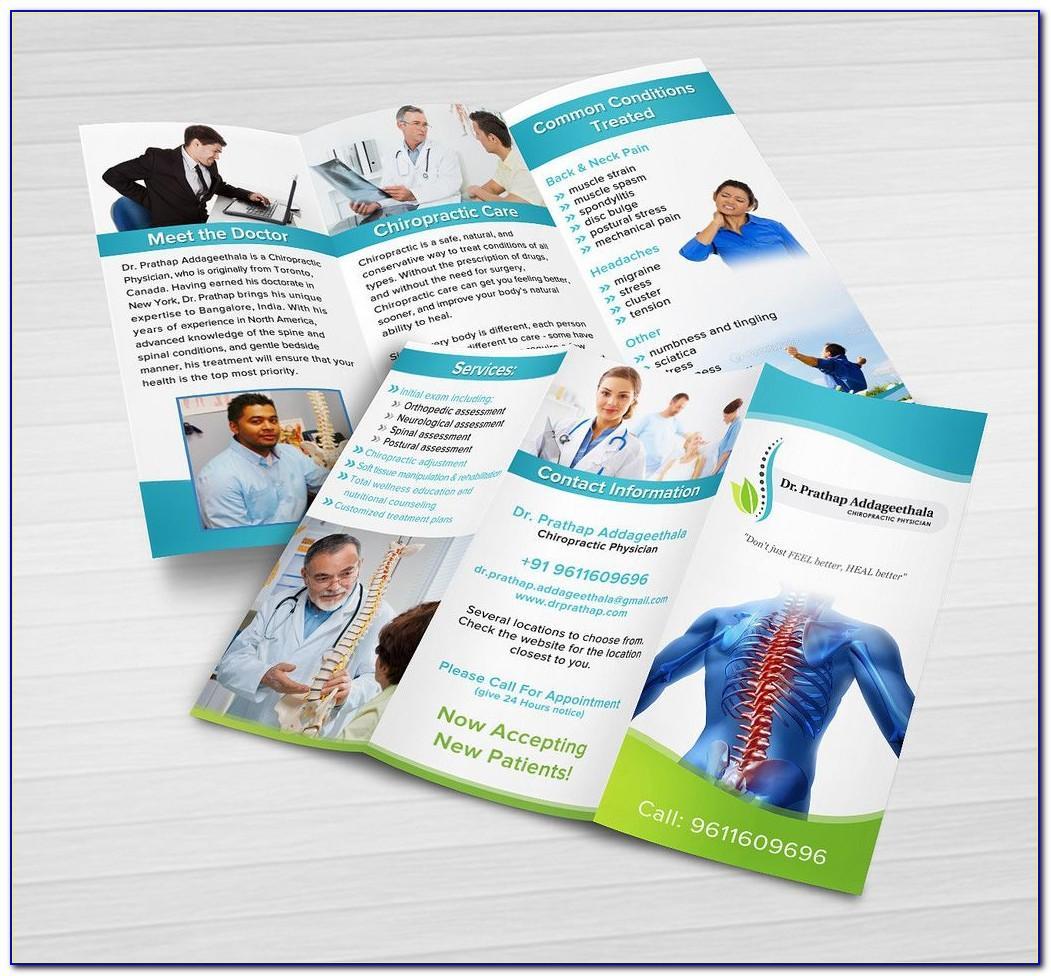 Free Legal Size Tri Fold Brochure Template