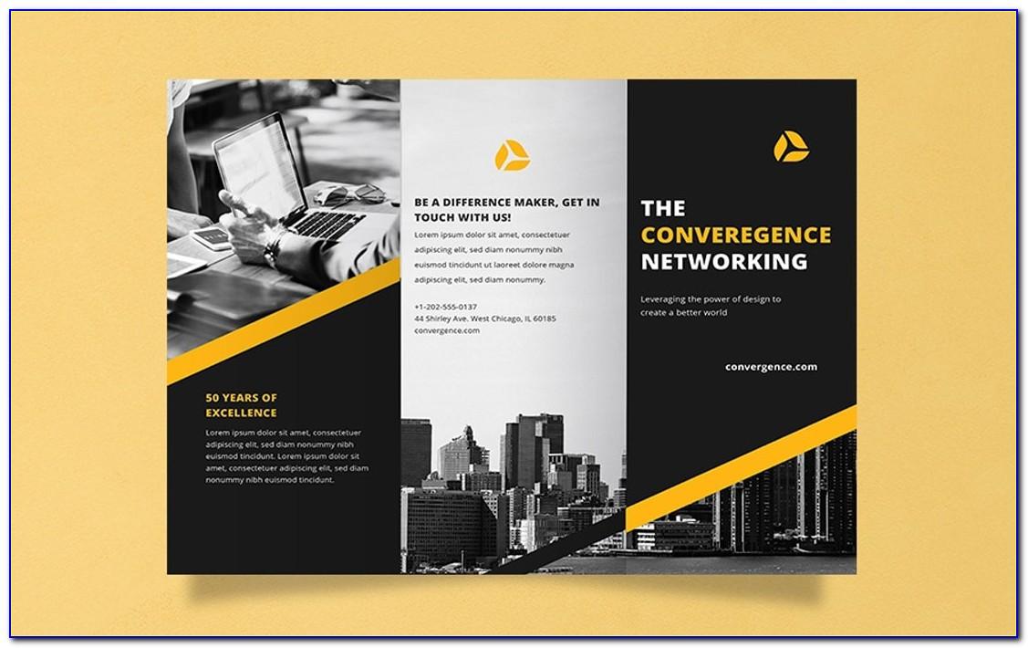 Free Microsoft Office Brochure Templates