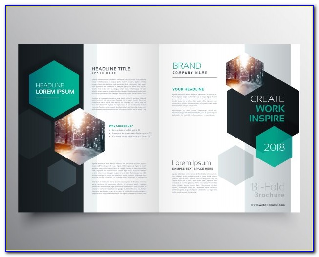 Free Microsoft Word Brochure Templates Tri Fold
