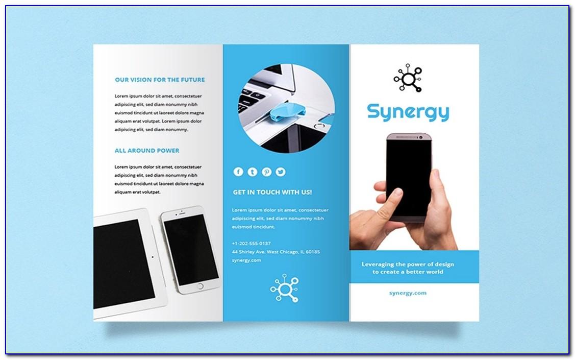 Free Microsoft Word Brochure Templates