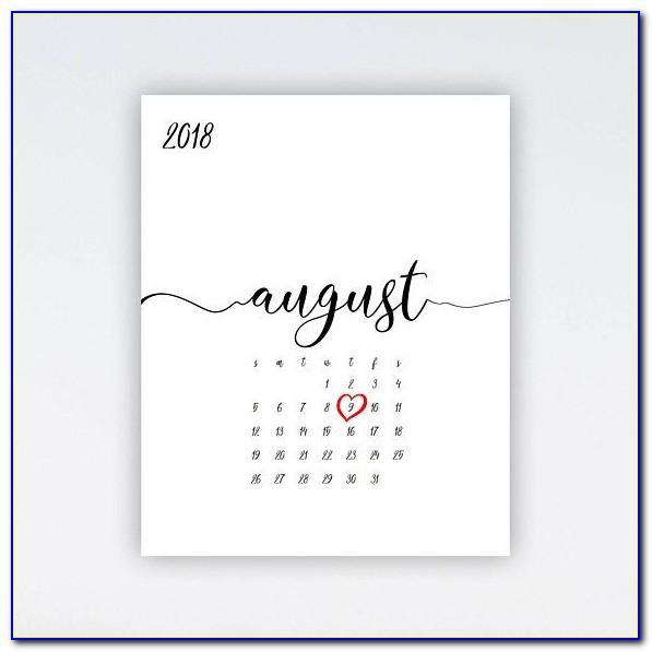 Free Printable Pregnancy Announcement Calendar November 2019